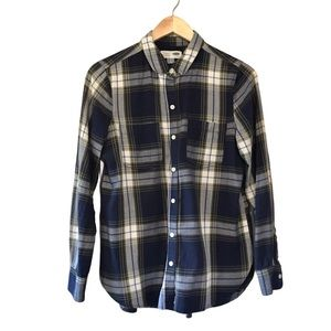 Old Navy | Plaid Flannel Shirt | S